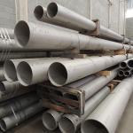 Conexões e tubos de aço inox
