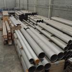 Tubo mecânico aço inoxidável