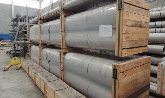 Comércio de tubos inox