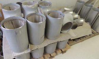 Fábrica de conexões em aço inox