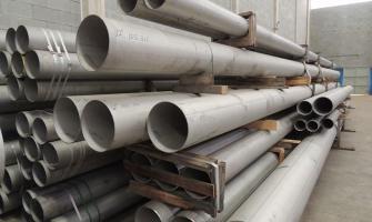 Tubos e conexões de aço inoxidável